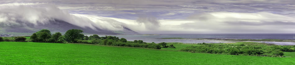 Galway Bay, Irland